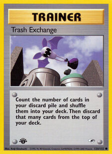 Trash Exchange (G1 126)