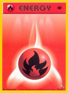 Fire Energy (G1 128)