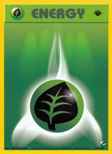 Grass Energy (G1 129)