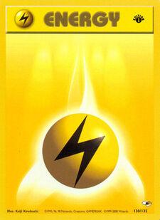 Lightning Energy (G1 130)