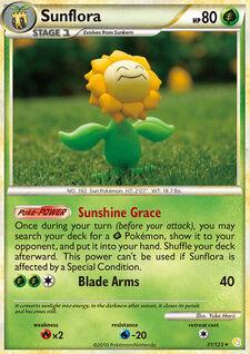 Sunflora (HGSS 31)