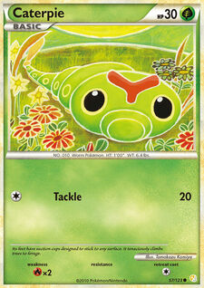 Caterpie (HGSS 57)