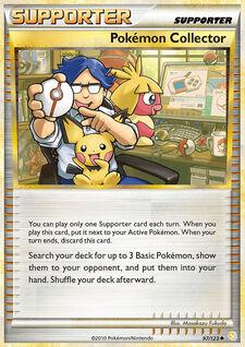 Pokémon Collector (HGSS 97)