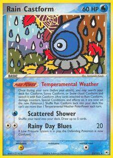 Rain Castform (HL 23)