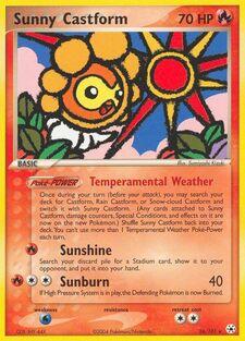 Sunny Castform (HL 26)