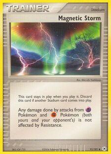 Magnetic Storm (HL 91)