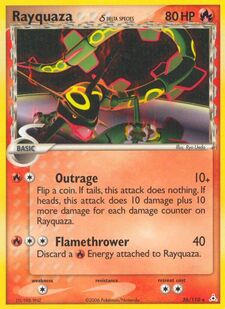 Rayquaza δ (HP 26)