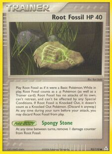 Root Fossil (HP 93)
