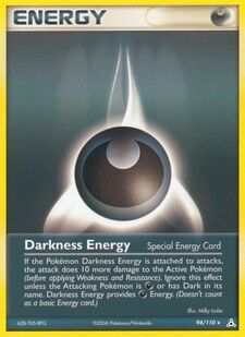 Darkness Energy (HP 94)