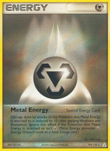 Metal Energy (HP 95)