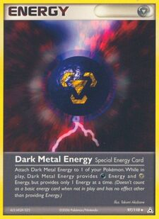 Dark Metal Energy (HP 97)