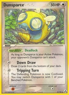 Dunsparce (LM 31)