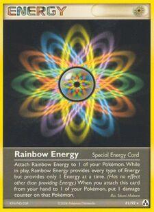 Rainbow Energy (LM 81)