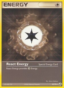 React Energy (LM 82)