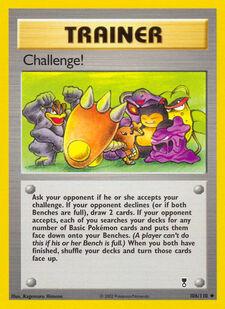 Challenge! (LC 106)