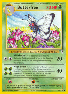 Butterfree (LC 21)