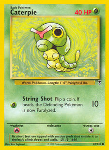 Caterpie (LC 69)