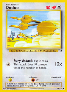 Doduo (LC 71)