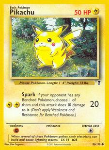 Pikachu (LC 86)