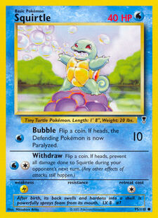Squirtle (LC 95)