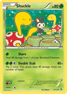Shuckle (LTR 3)