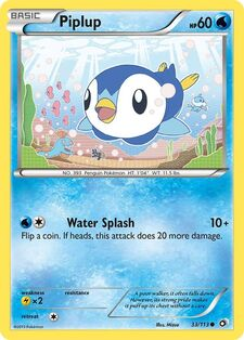 Piplup (LTR 33)