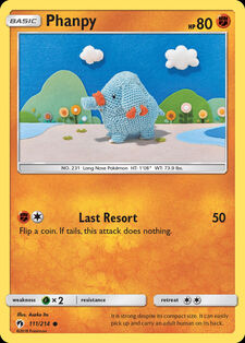 Phanpy (LOT 111)
