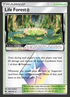 Life Forest Prism Star (LOT 180)