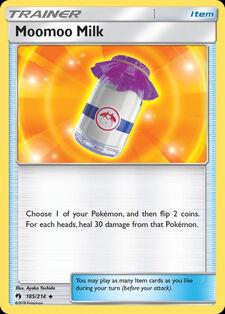 Moomoo Milk (LOT 185)