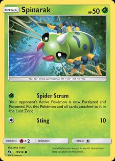 Spinarak (LOT 9)