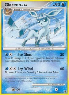 Glaceon (MD 20)