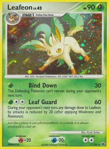 Leafeon (MD 7)