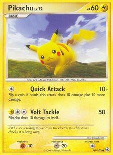 Pikachu (MD 70)