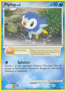 Piplup (MD 72)