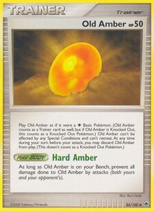Old Amber (MD 84)