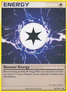 Recover Energy (MD 96)