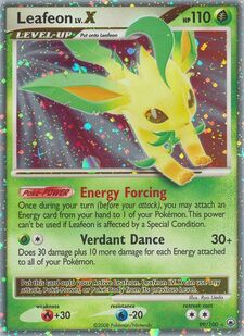 Leafeon (MD 99)