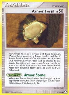 Armor Fossil (MT 116)