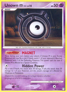 Unown M (MT 66)