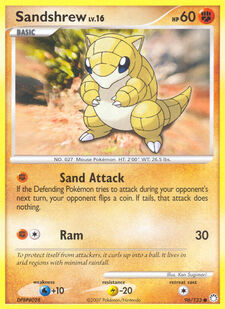 Sandshrew (MT 96)