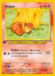 Vulpix (N4 91)