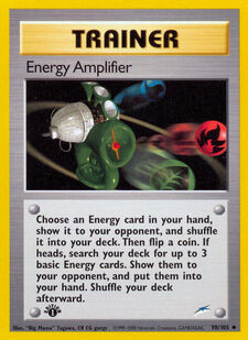 Energy Amplifier (N4 98)