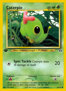 Caterpie (N2 53)