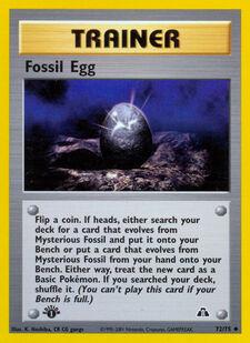 Fossil Egg (N2 72)