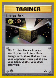 Energy Ark (N2 75)