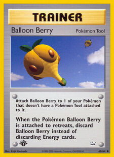 Balloon Berry (N3 60)
