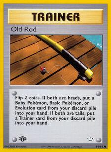 Old Rod (N3 64)