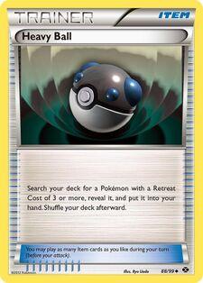 Heavy Ball (NXD 88)