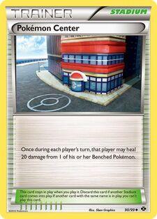 Pokémon Center (NXD 90)
