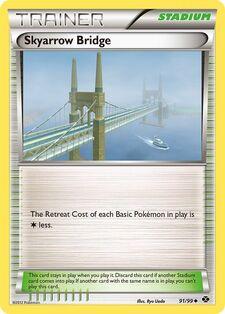 Skyarrow Bridge (NXD 91)